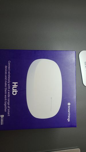 Samsung Smarthings Hub 2018 for Sale in Aurora, IL