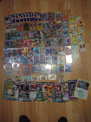 Huge Pokemon Rares Collection EX GX Pocket Monsters 1st Ed. for Sale in Puyallup, WA
