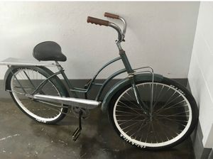 Old school klunker cruiser bike new tires for Sale in Fremont, CA
