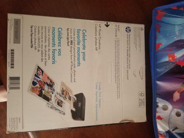 HP Photo Printer Paper