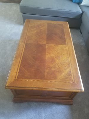 Coffee and end table for Sale in Littleton, CO