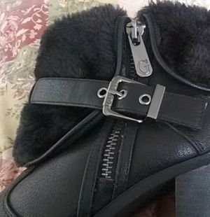 High heeled Guess brand fashion ankle boots for Sale in Alexandria, VA