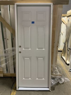 "Exterior fiberglass door 32"" x 80"" for sale! for Sale in Grove City, OH"
