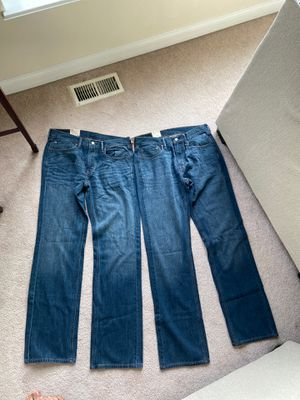 Men Levi jeans for Sale in Maryville, IL