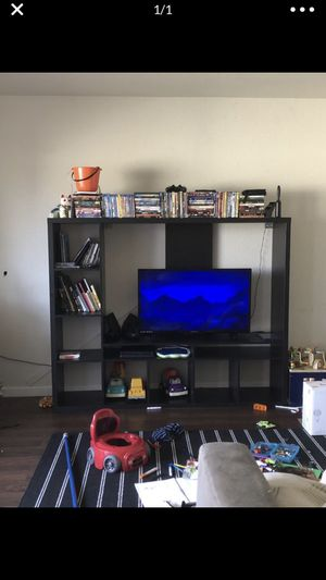 IKEA Entertainment Center **FREE NEED GONE** for Sale in Pittsburg, CA