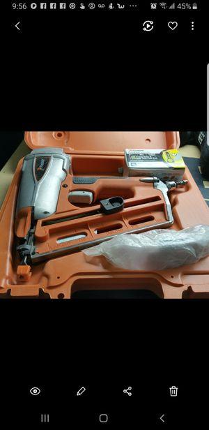 Paslode 16g air gun. for Sale in Las Vegas, NV