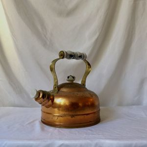 Copper Tea Pot for Sale in Chicago, IL
