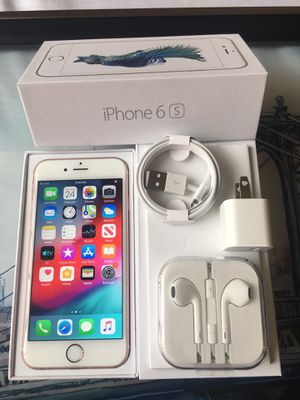 IPHONE 6S 64GB FACTORY UNLOCKED EXCELLENT CONDITION!!! for Sale in Des Plaines, IL