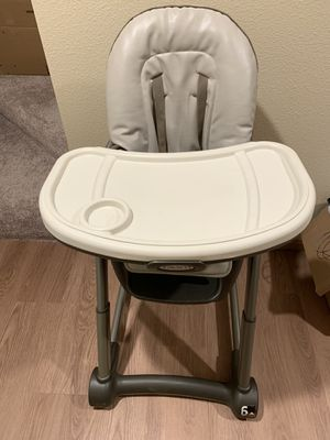 Graco blossom 4 in 1 high chair for Sale in Baxter, MN
