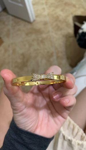 Kate Spade Bow Bracelet for Sale in Land O Lakes, FL