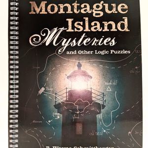 Logic Puzzles: Montague Island Mysteries for Sale in Smithville, MO