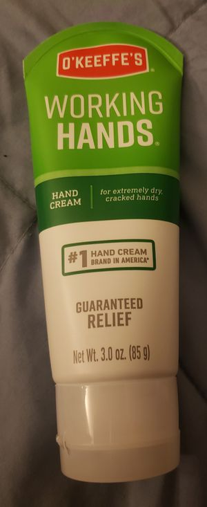 O'Keeffe's Working Hands Hand Cream 3 oz for Sale in Chicago, IL