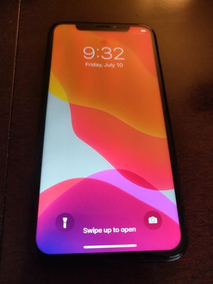 iPhone X 64gb unlocked for Sale in Edison, NJ