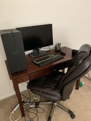 Desk and Chair for $40 for Sale in Centreville, VA