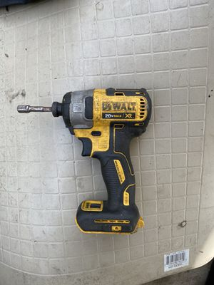 "🛠 DEWALT 20V MAX XR 1/4"" 3 SPEED IMPACT DRIVER 🛠 for Sale in Carson, CA"