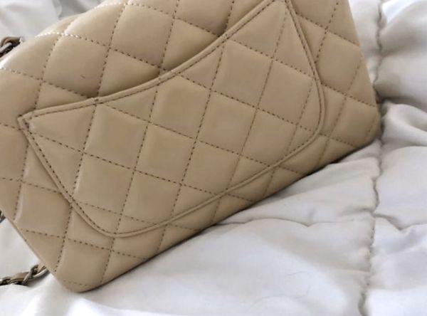 Chanel bag lambskin