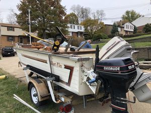 1984 Blue Fin fishing boat for Sale in Pittsburgh, PA