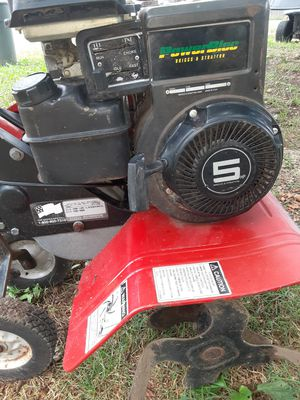Rototiller w/spare engine for Sale in Hammonton, NJ