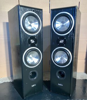 Digital Audio Pro Series 2003 Tower Speakers (Speakers Only) for Sale in Littleton, CO