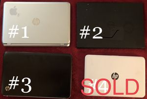 Hp Windows 10 Laptops for Sale in Lewisville, TX