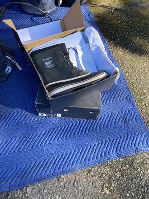 SOREL BOOTS MENS 12 for Sale in Kirkland, WA