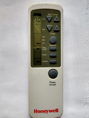 Honeywell Remote used for Sale in Norfolk, VA