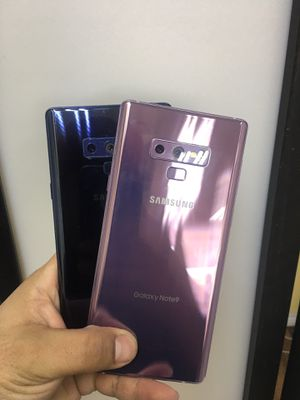 Samsung Galaxy Note 9 Unlocked for Sale in Garland, TX