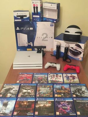 PS4 pro for Sale in Washington, DC