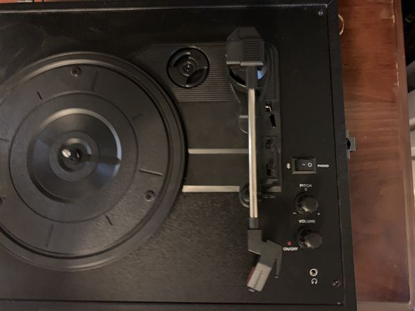 Crosley Record Player Bluetooth