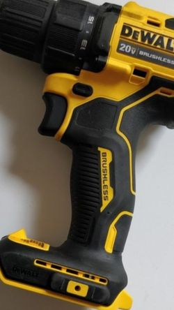DeWalt 20 Vault Brushless Drill Atomic Compact Series for Sale in Renton,  WA