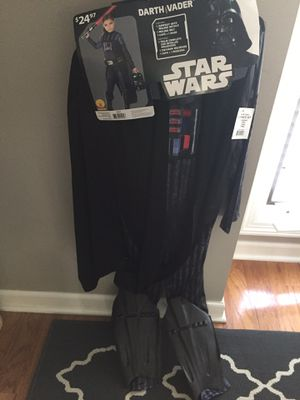 Darth Vader kids costume for Sale in Clive, IA