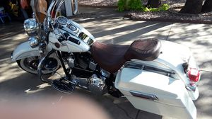 "BEAUTIFUL 2002 HARLEY DAVIDSON ""FAT BOY"" for Sale in Fort Worth, TX"