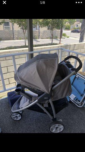 Stroller & car seat keyfit 30 chicco for Sale in Orange, CA
