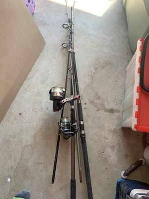 Deep Sea Fishing Rods for Sale in Severn, MD