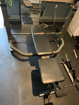 Weight bench for Sale in Santa Clara, CA