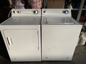 General Electric Washer and Dryer for Sale in Charlotte, NC