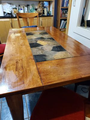 Dining table and 4 chairs for Sale in Kenwood, CA