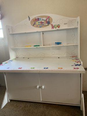 Kids Wooden Desk for Sale in Downey, CA