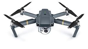 Mavic Pro Quadcopter with Remote Controller - Gray for Sale in Richmond, VA
