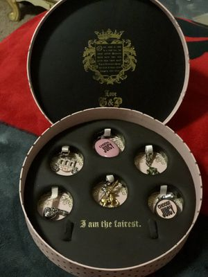 Juicy Couture Charms for Sale in Forest Heights, MD