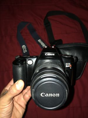 Vintage Canon EOS Rebel XS for Sale in Wethersfield, CT