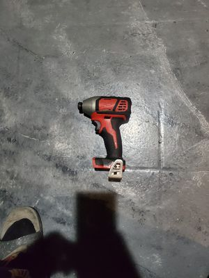 Milwaukee Impact Drill for Sale in San Jacinto, CA