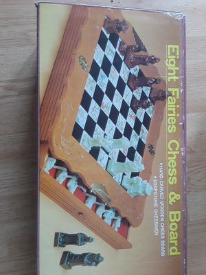 Chess and Board for Sale in Manassas, VA