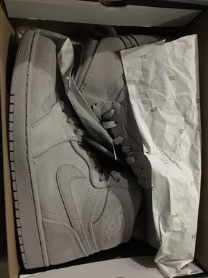 Brand new Jordan Air Force 1 wolfgray for Sale in Anaheim, CA