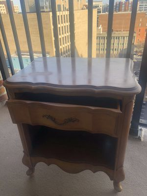 Nightstand (end table) for Sale in Washington, DC