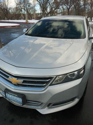2018 chevy impala LTZ 4 door 80000 miles on it 8500 or trade or best offer for Sale in Salt Lake City, UT