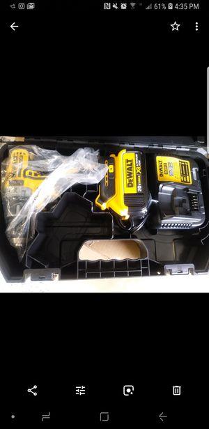 Dewalt XR drill kit Brand new for Sale in Goodyear, AZ