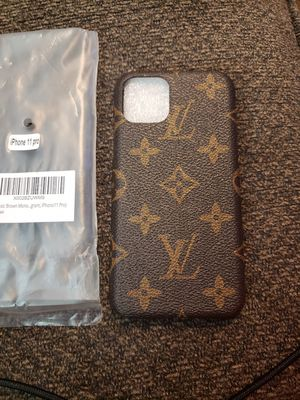 iPhone 11 pro phone case for Sale in Clarksville, TN