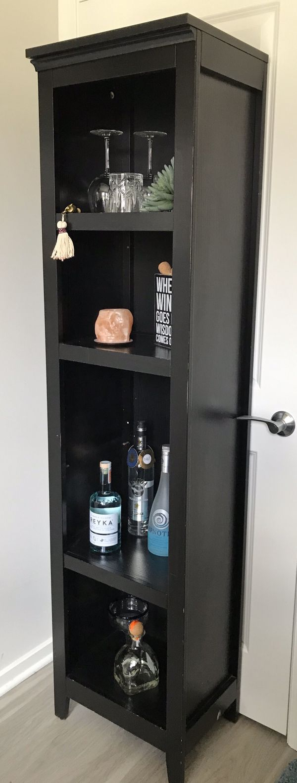 Book Case / Liquor Cabinet (5 Shelves)