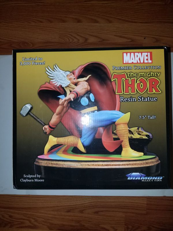 Marvel Comics The Mighty Thor Premier Collection Diamond Select